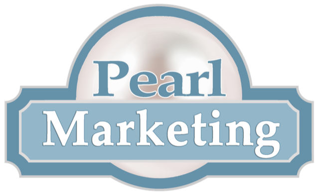Pearl Marketing  Logo